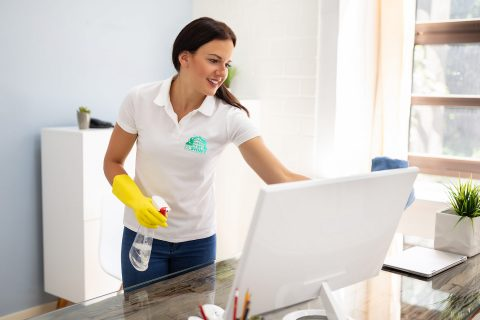Professional Braishfield Office Cleaning