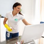 office cleaning Hampshire