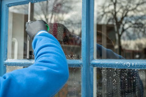 Professional Window Cleaners in Marchwood